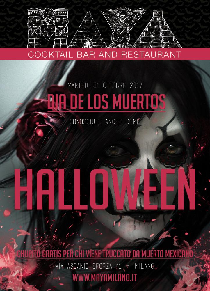 halloween_2017_Maya_milano_aperitivo_navigli_costume_maschere
