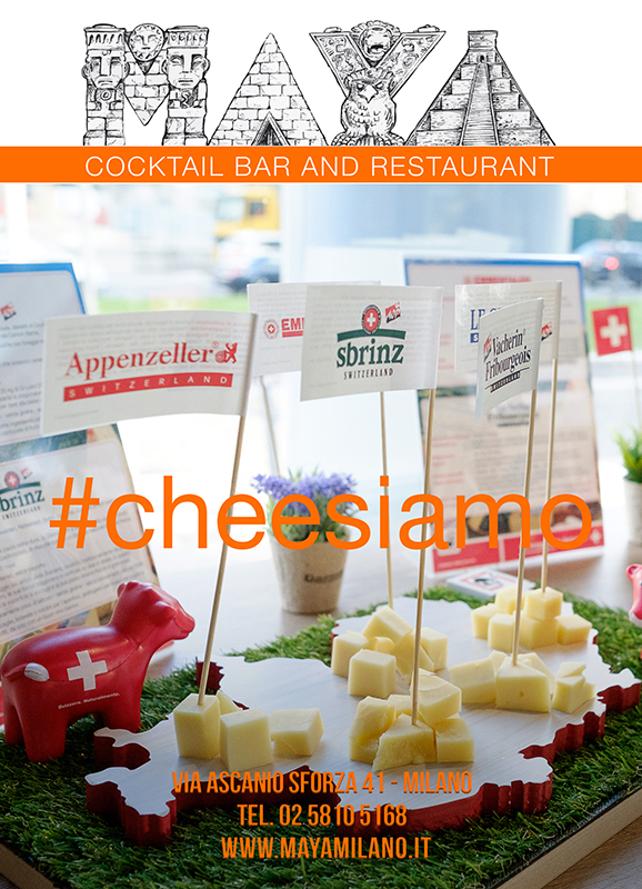 cheesiamo aperitivo formaggi svizzeri